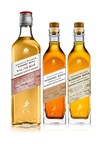 Johnnie Walker stellt neueste Limited Edition Blender's Batch Whiskys vor