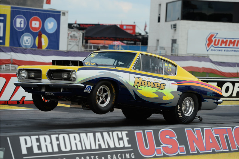 The 17th annual Mopar HEMI® Challenge is one of several Sportsman programs Mopar will be participating in during the 63rd annual U.S. Nationals.