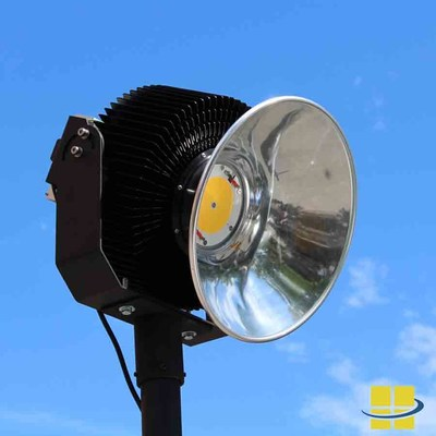 Access Fixtures Launches Competition Level Volleyball Field Lights