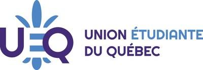 Logo : Union étudiante du Québec (Groupe CNW/Union étudiante du Québec)