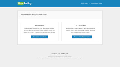 UserTesting Announces Live Conversation: On-Demand, Real-Time Human Insights