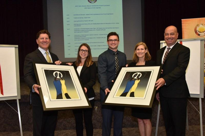 OPG Announces 2017 John Wesley Beaver Scholarship Winners (CNW Group/Ontario Power Generation Inc.)