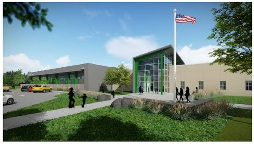A rendering of BASIS Baton Rouge, opening near Woman's Hospital in East Baton Rouge in the summer of 2018.