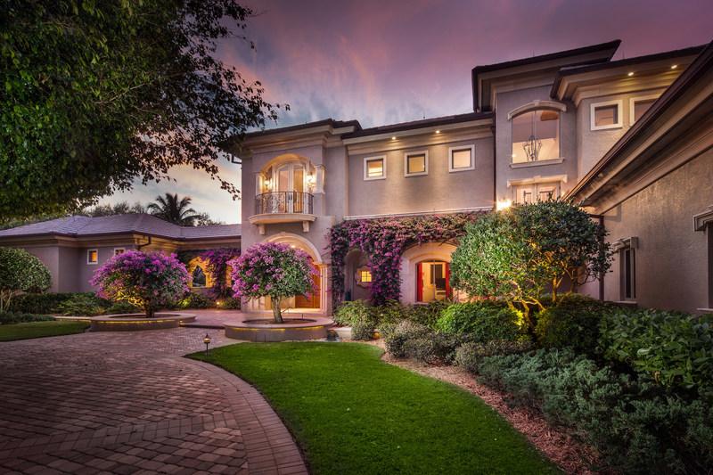 Sold - Pelican Bay, Naples Florida $4,850,000
