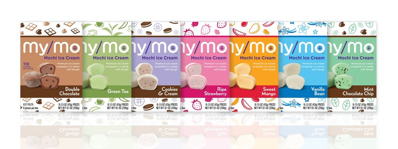 My/Mo Mochi Ice Cream Completes National Distribution With Addition Of Kroger Stores