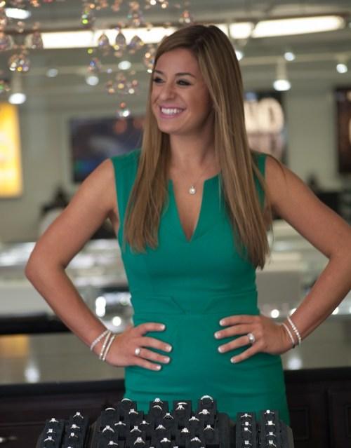 Alexis Padis, Director of Operations, Padis Jewelry