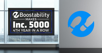 Boostability credits employees and technology for their continued success
