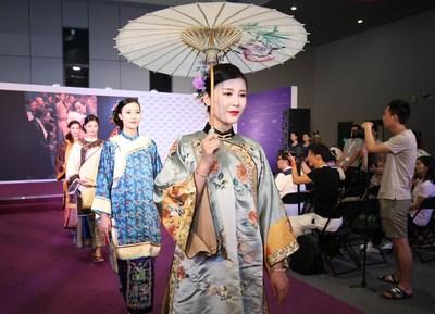 Cheongsam Fashion Show