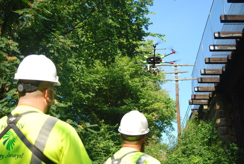 HAZON teams utilize 3 different aircraft in 6 unique configurations with 6 separate cameras to complete the most comprehensive bridge inspections in the industry.