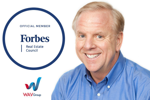 Named to Forbes Real Estate Council