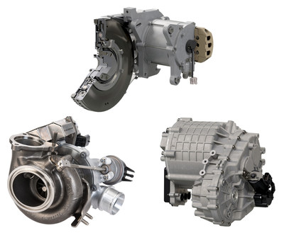 Combustion, Hybrid, Electric – BorgWarner Shows Solutions for Tomorrow's Propulsion Systems