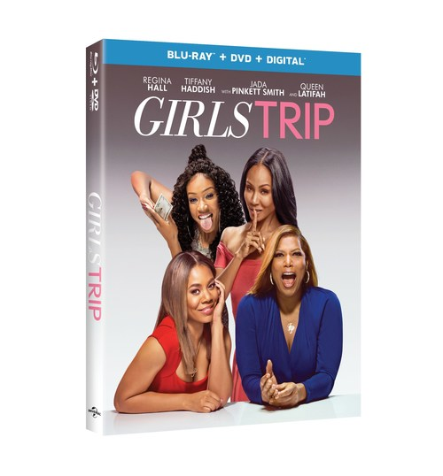 From Universal Pictures Home Entertainment: Girls Trip