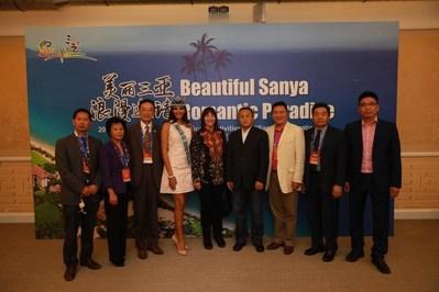 "2017 Overseas Promotional Activities for ""Sanya Celebration"""