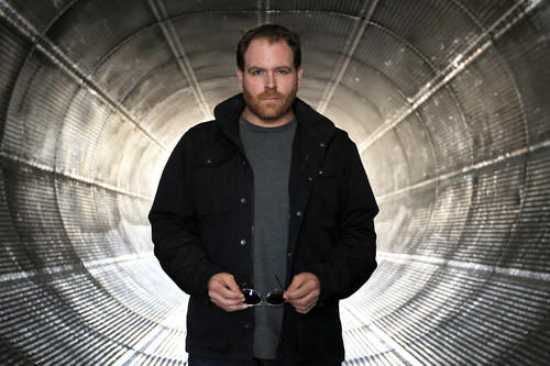 """Adventurer and explorer Josh Gates searches for evidence of extraterrestrial life in Travel Channel's four-part special event, """"Expedition Unknown: Hunt for Extraterrestrials"""" beginning Wed, Oct 4 at 9pm ET/PT."""