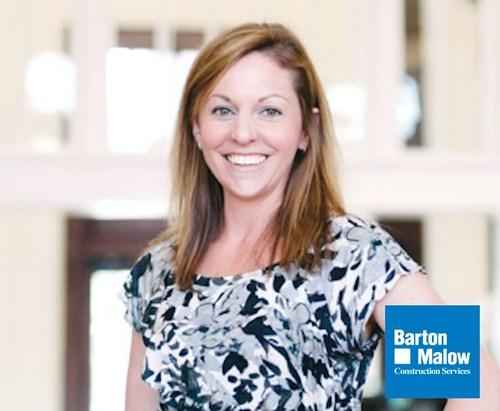 Barton Malow Director of Business Development for Virginia, Kristen Costello