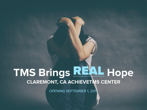 Claremont, CA - New dTMS Treatment Center Opening on September 1, 2017