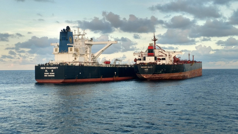 New Prosperity crude carrier will deliver the first shipment of US crude to India's Paradip port (Odisha, India) in the last week of September.