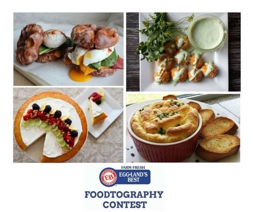 Eggland's Best Foodtography Finalist Recipe Images (PRNewsfoto/Eggland's Best)