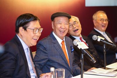 Premio LUI Che Woo es un premio internacional innovador que reconoce los logros destacados de personas u organizaciones en el ámbito de la sostenibilidad, la mejora del bienestar y la energía positiva.