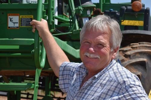 Randy Smith, of Ropesville, Texas, is the sweepstakes winner of the 2016 Stoneville Legacy Club grand prize: Polaris Ranger XP 1000 EPS.