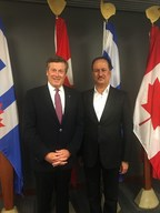 DAMAC Chairman Explores Toronto's Sizzling Property Market During Visit to Canada