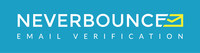 NeverBounce Logo (PRNewsfoto/NeverBounce)