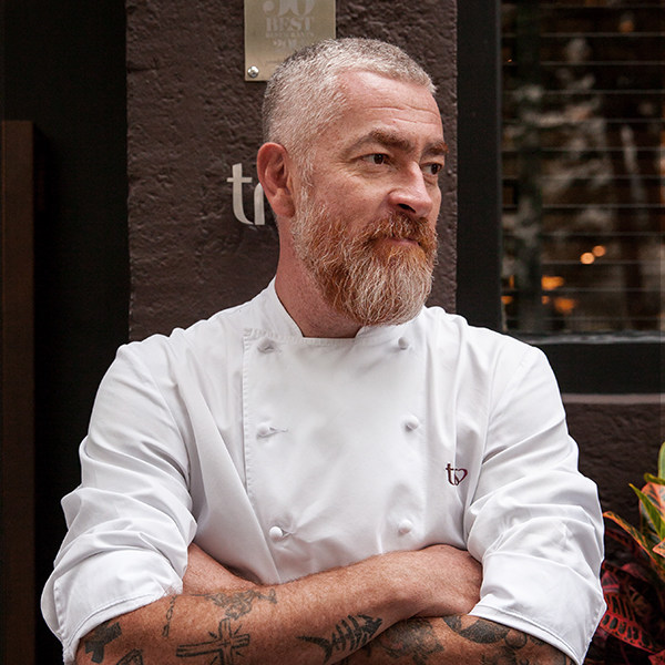 "Chef Alex Atala, D.O.M. restaurant, São Paulo, Brazil, says: ""We are not living within our means when it comes to Pacific bluefin tuna. We are emptying the ocean of these magnificent fish. The world has an obligation—right now—to take action to allow them to recover. We owe it to future generations."""