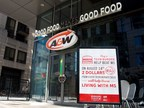 Burgers to Beat MS: On Thursday, August 24th, $2 from every Teen Burger® sold at nearly 900 A&W restaurants across Canada will be donated to the MS Society of Canada to help end MS. (CNW Group/A&W Food Services of Canada Inc.)