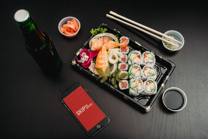 Winnipeggers are now able to order delivery from a selection of local independent wine and beer stores exclusively through SkipTheDishes.com. (CNW Group/SkipTheDishes)