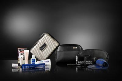 Delta One hard and soft case TUMI kits