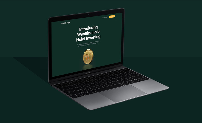 Wealthsimple launches Halal Investing portfolio (CNW Group/Wealthsimple)