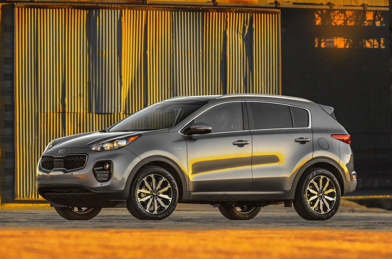 Kia Sportage Wins AutoPacific's 2017 Ideal Vehicle Award