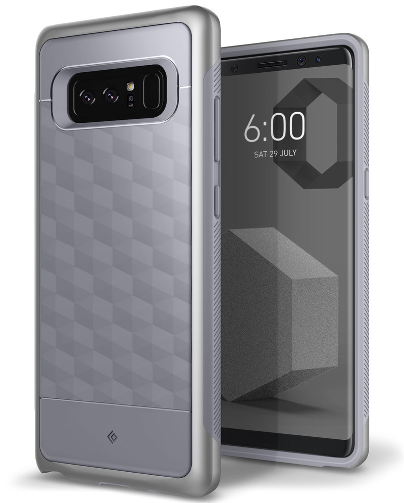 Caseology Announces Latest Array of Stylish & Protective Cases for the Samsung Galaxy Note 8