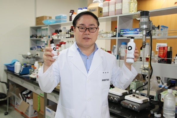 Dr. Myung-Joon Choi of KAIST who released P1P