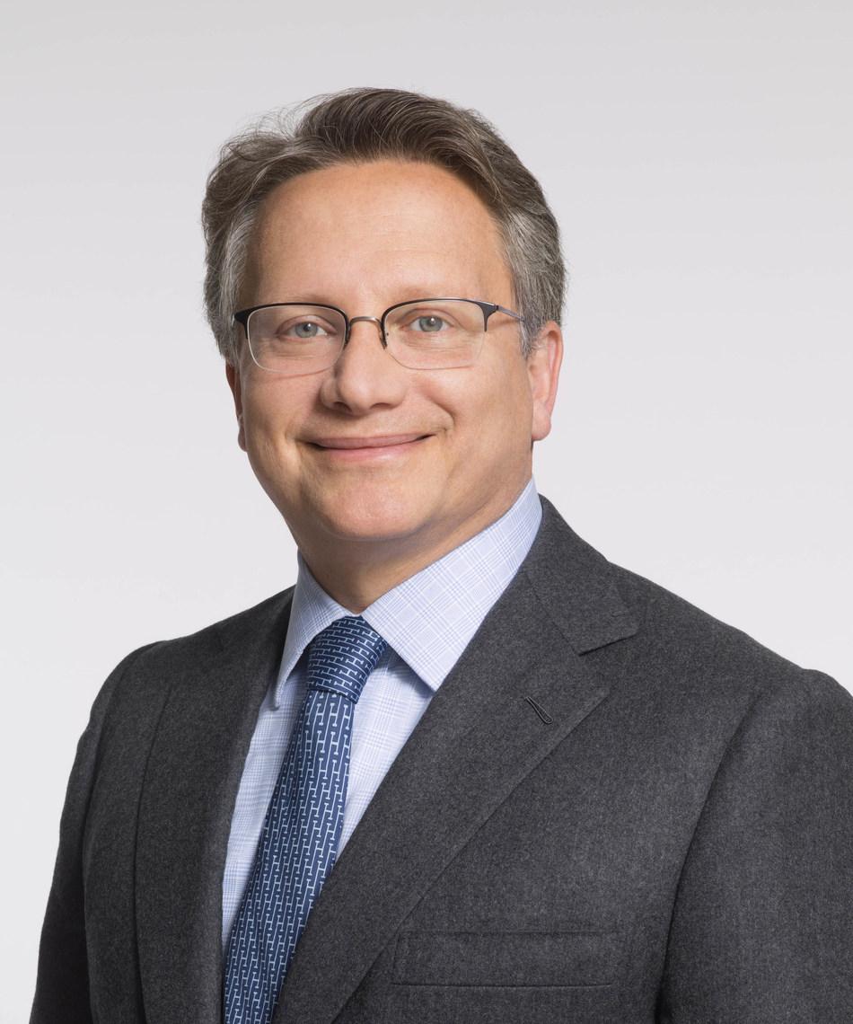 Alain Karaoglan, chief operating officer, Voya Financial