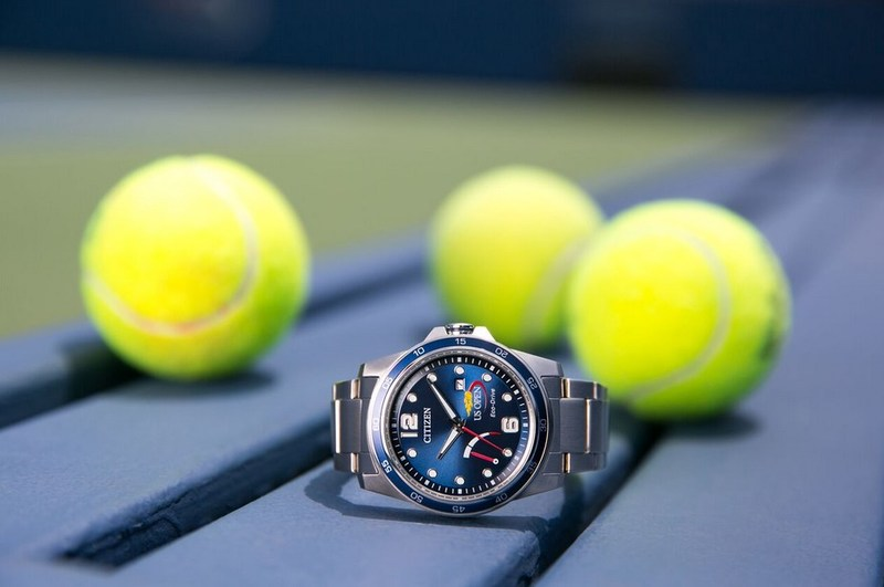 Hit the courts this year sporting the new CITIZEN PRT 25th Anniversary Limited Edition US Open commemorative timepiece. Limited to 1,100 pieces globally.