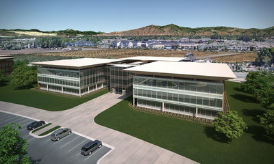 doTERRA Campus Rendering - New Medical Clinic
