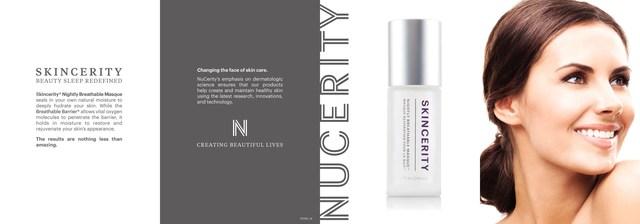 Skincerity Brochure