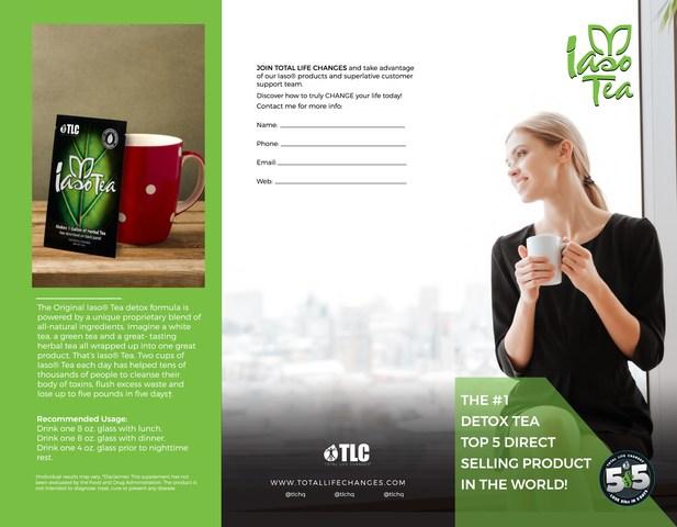 Iaso Tea Brochure