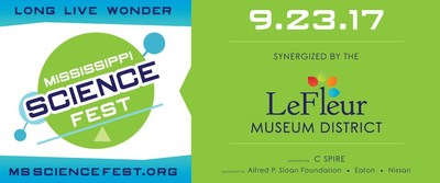Mississippi Science Fest Presented by C Spire to Celebrate STEM and Feature Apollo 13 Astronaut