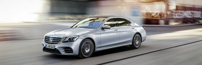 2018 Mercedes-Benz S-Class available at Alfano Motorcars.