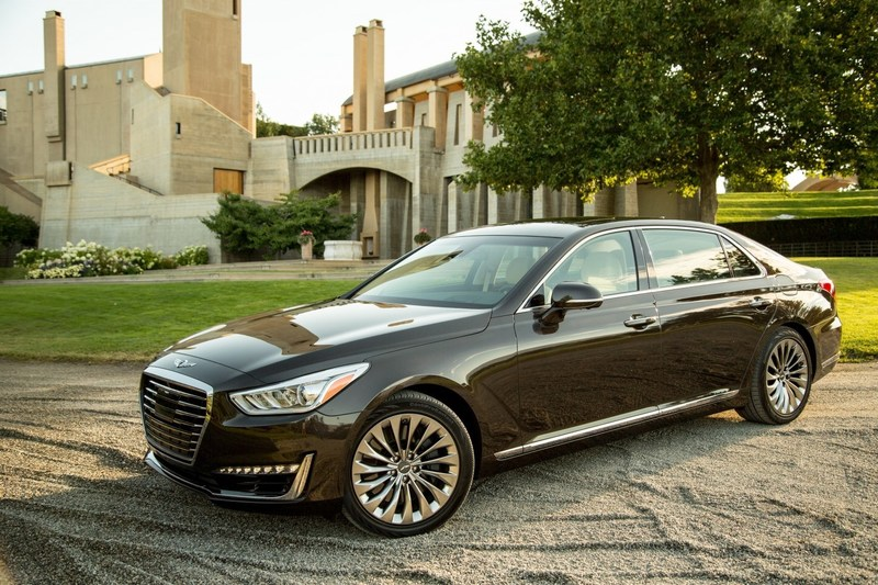 Genesis G90 Named Top Luxury Car In 2017 AutoPacific Ideal Vehicle Awards