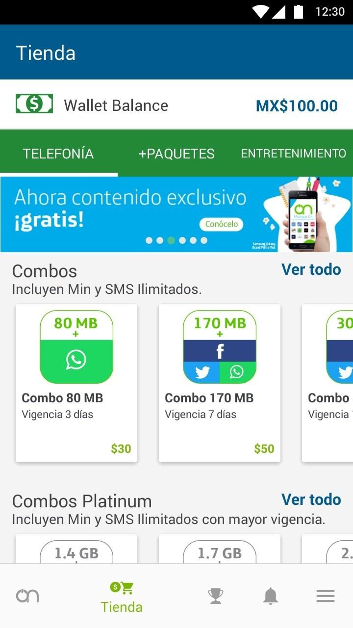 Movistar On App