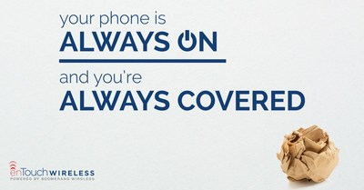 Entouch Wireless Launches New Prepaid Wireless Offering: $20 Unlimited Talk, Text, Data Mobile Plans to Millions of Low-Income Americans.  For qualifying customers, there is no better deal in the marketplace than Entouch's new prepaid wireless plans combined with Lifeline, a government assistance program to help make wireless broadband access more affordable.
