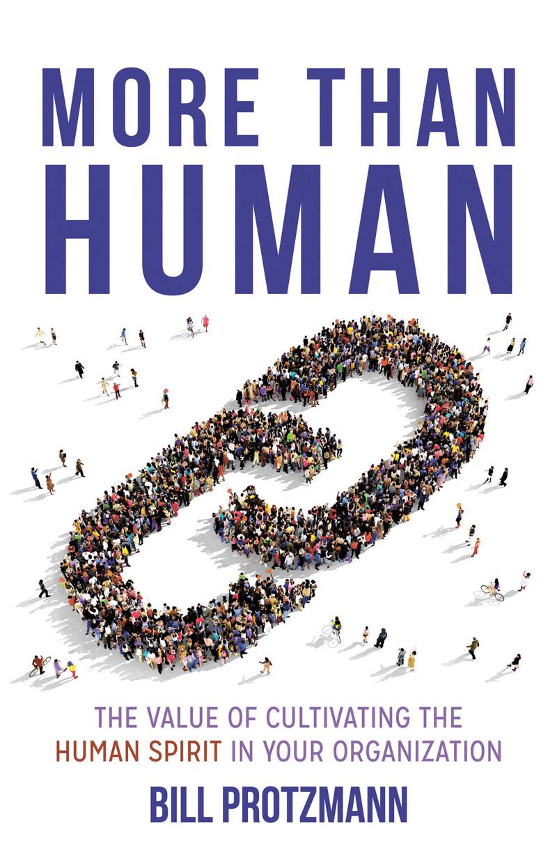 """More Than Human"" by Bill Protzmann"