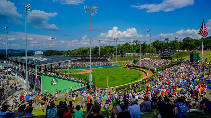 Axis Communications, Extreme, Lenel and Milestone have teamed up to secure the games at the 2017 Little League Baseball® World Series.