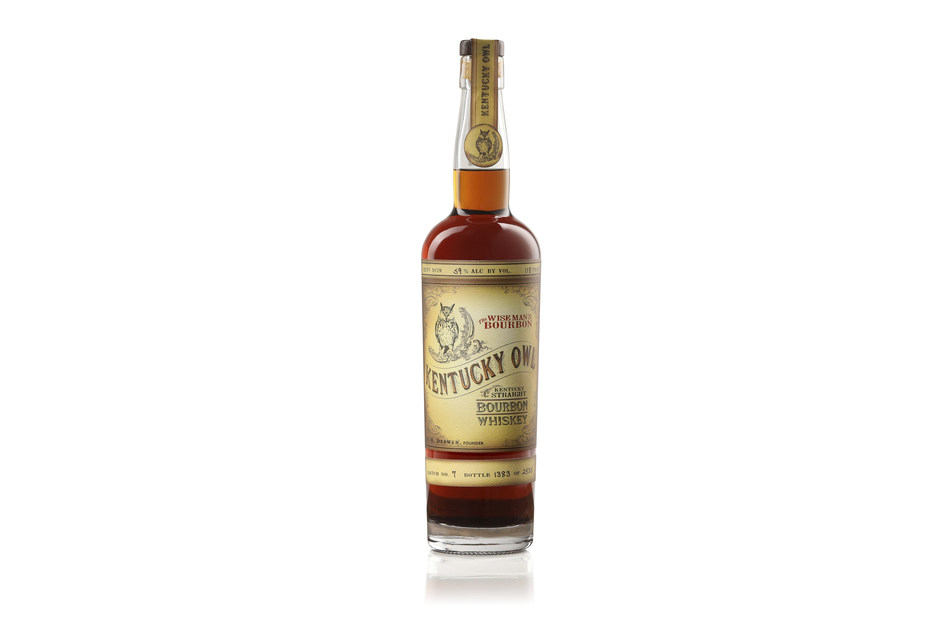 Kentucky Owl announced the rollout of its Batch #7 today, the first of Master Blender Dixon Dedman's small batch bourbons to be made available outside of Kentucky.