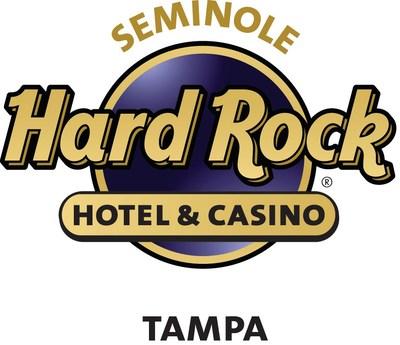 Seminole Hard Rock Hotel & Casino Tampa (PRNewsfoto/Seminole Hard Rock Hotel & Casi)