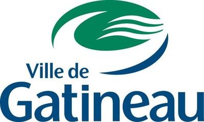 Logo: Ville de Gatineau (Groupe CNW/Société canadienne d'hypothèques et de logement)