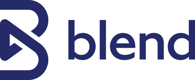 Blend logo (PRNewsfoto/Blend)